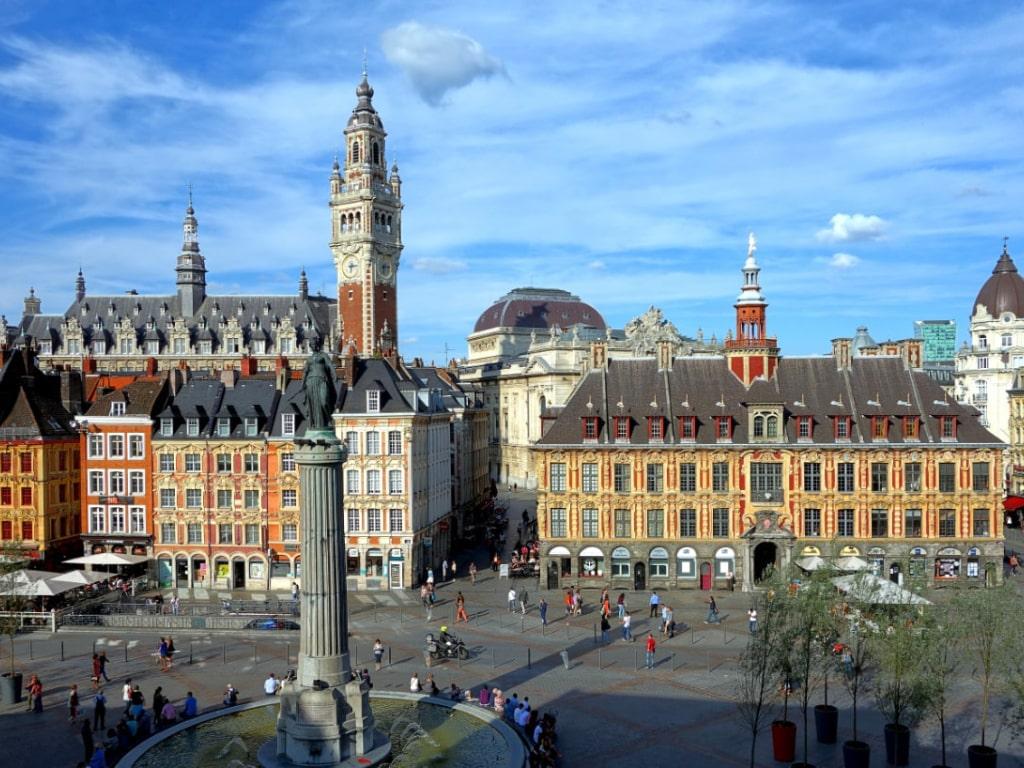 Excursion Lille Musée Louvre-Lens
