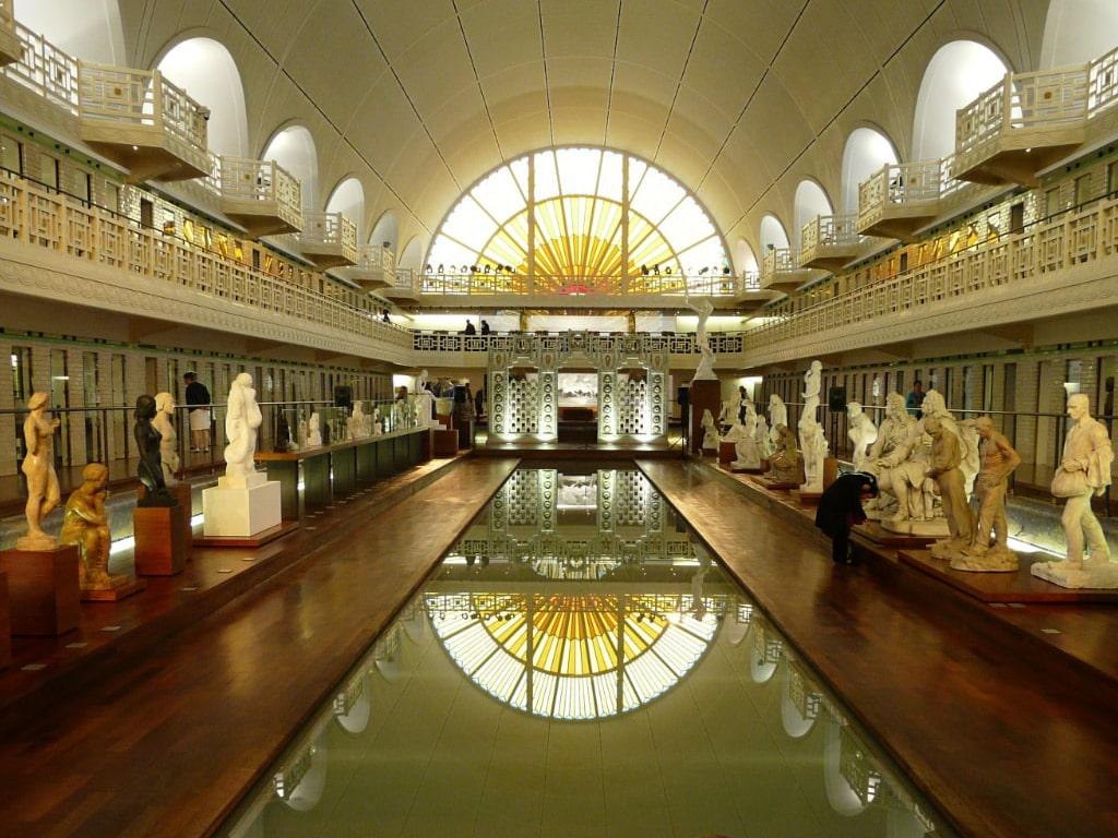 Excursion Séjour Lille Musée La Piscine Villa Cavrois