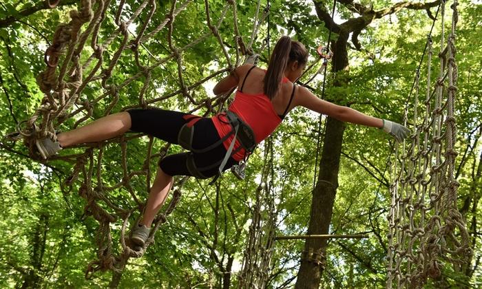 Excursion-Séjour-Lille-accrobranche-forêt-de-Phalempin